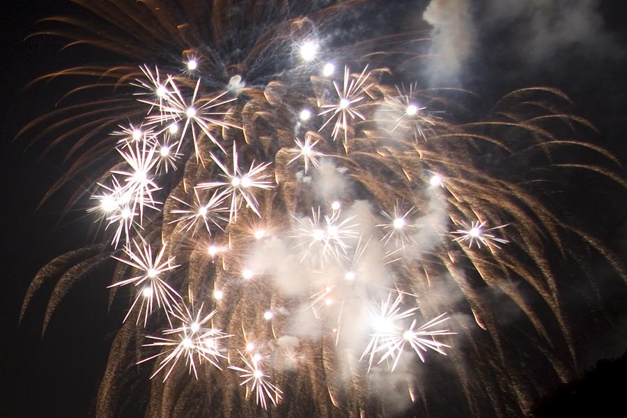 Grune Farbe Feuerwerk : Feuerwerk fotografieren – Tipps und Tricks  DDpixde
